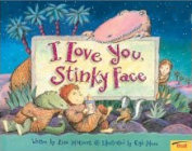 Cover: I Love You Stinky Face